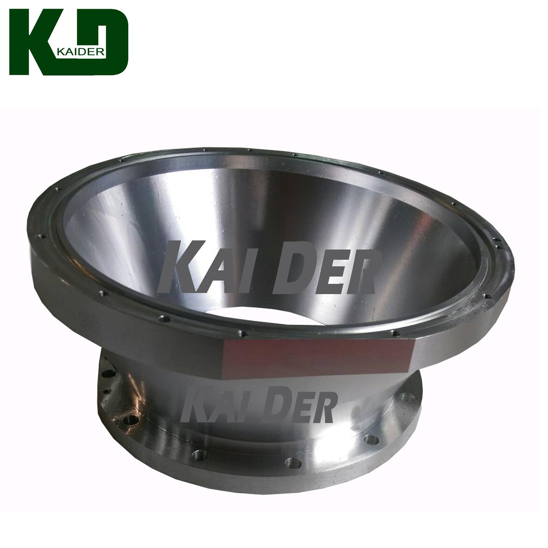凱得精密 KaiDer CNC-雷達基座五軸加工-凱得kaider